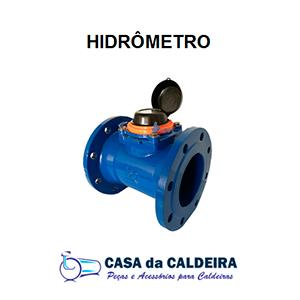 Hidrômetros Industriais